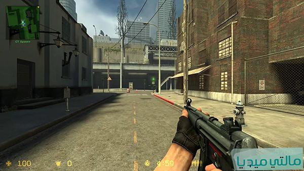 تنزيل لعبة Counter Strike Source للكمبيوتر